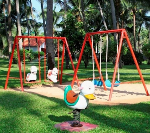 Slides & Swings Walkthrough 1